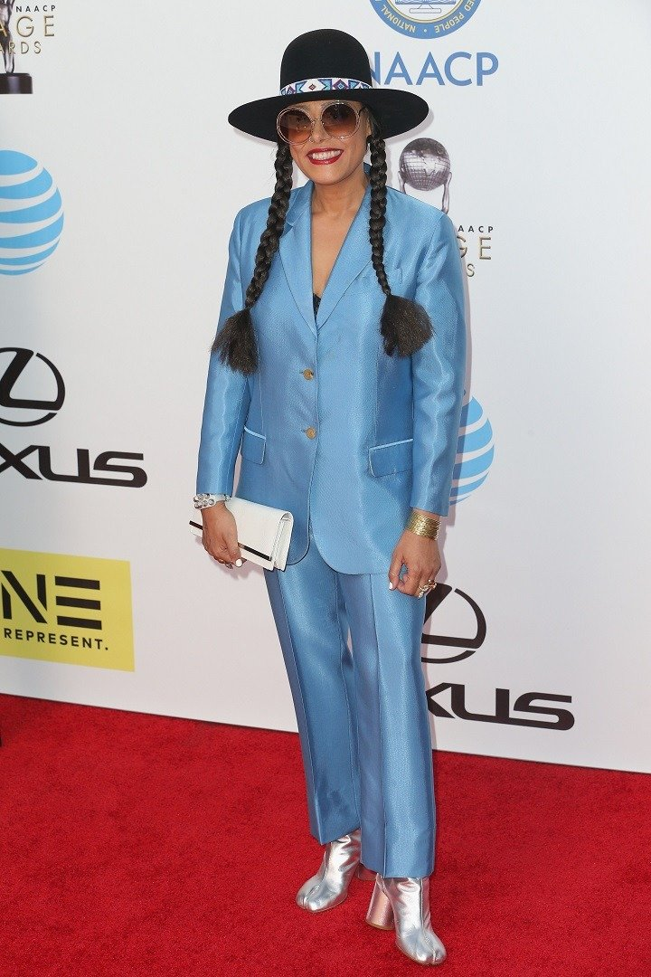 Cree Summer attending the 47th NAACP Image Awards in Pasadena, California in February 2016. | Image: Getty Images.
