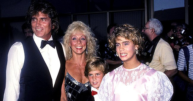 Michael Landon's Daughter Shawna Celebrates Brother Cris's Birthday with Sweet Multi-Photo Tribute
