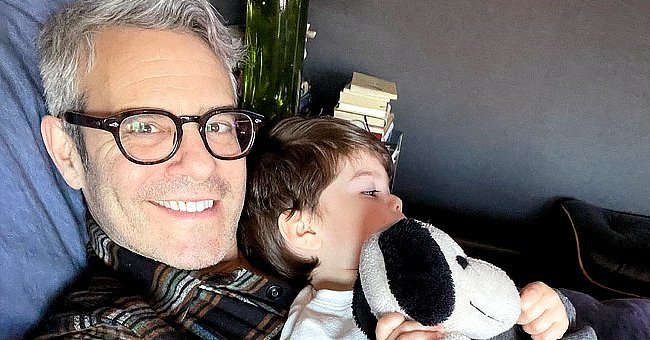 Andy Cohen Gushes over Son Ben & How He Enjoys Playdates with Anderson Cooper & His Son Wyatt