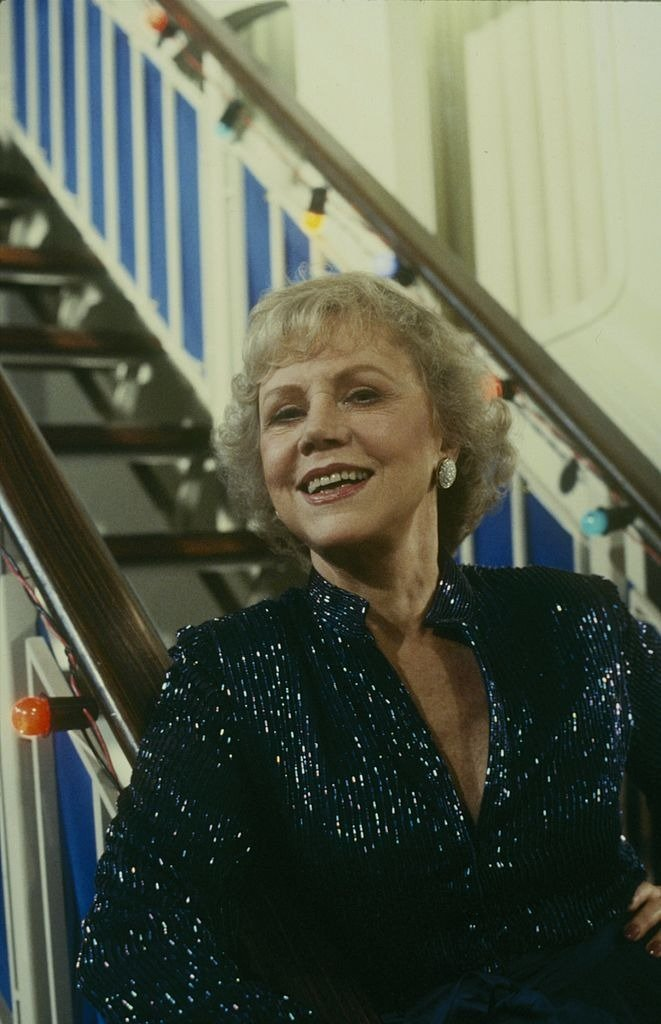 Portrait of Audra Lindley  - November 28, 1981..   Photo: Getty Images