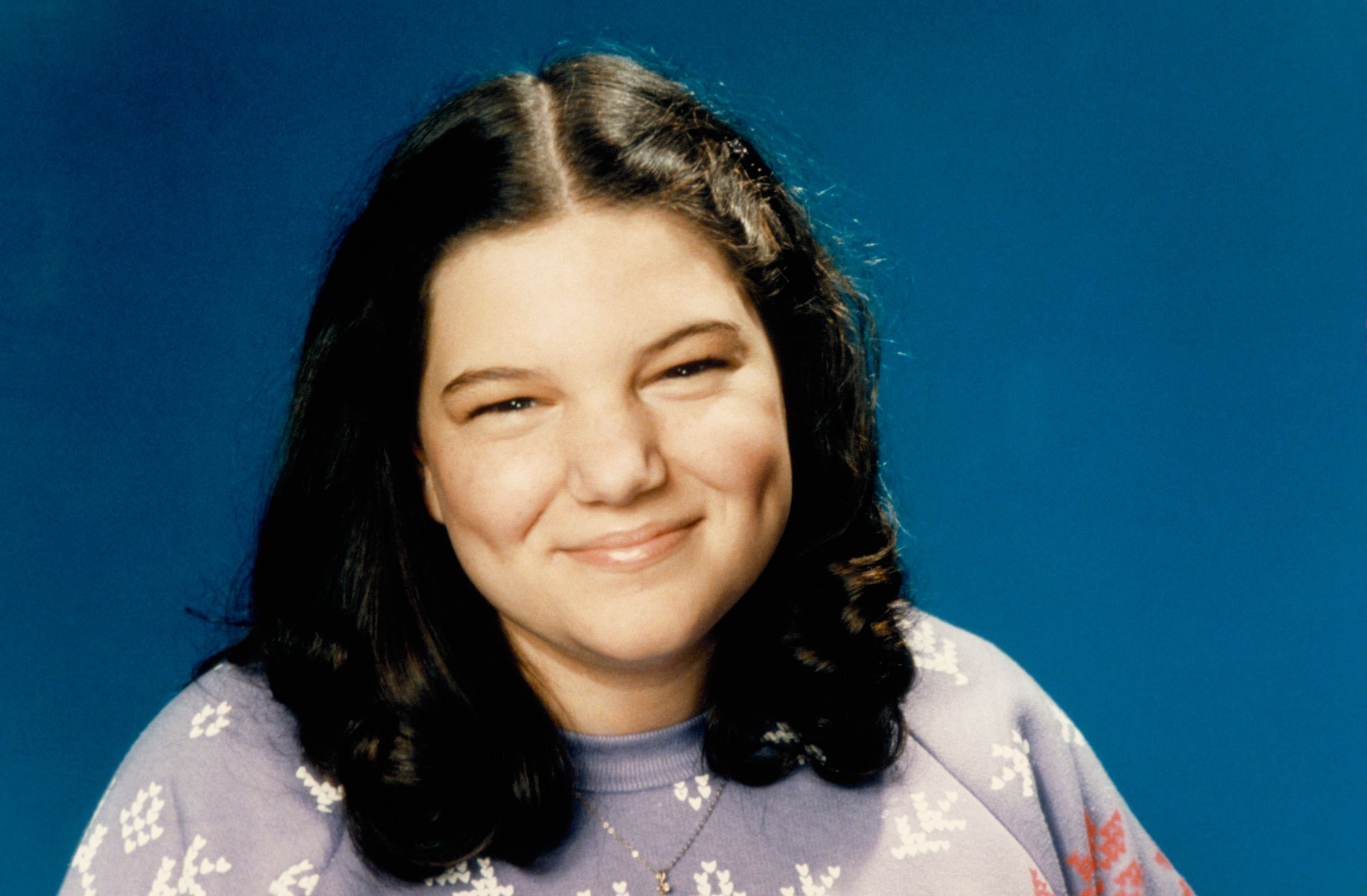 """Mindy Cohn as Natalie Letisha Sage Green on season 2 of """"The Facts of Life"""" 