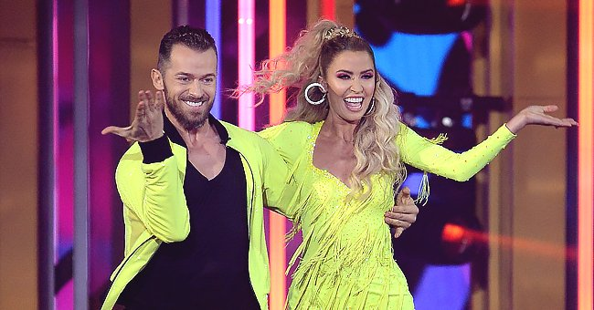 DWTS Pro Artem Chigvintsev Wants to Put Possible Mirrorball Trophy over His Son Matteo's Crib