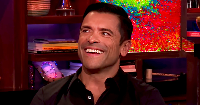 Kelly Ripa's Husband Mark Consuelos Jokingly Reveals Their Secret to Looking Good