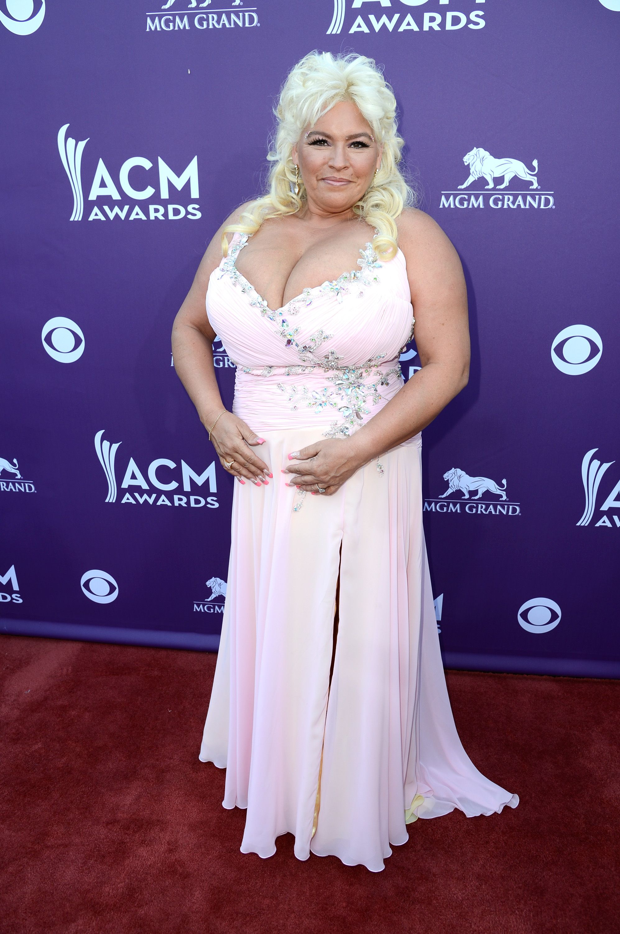 Beth Chapman at the 48th Annual Academy of Country Music Awards on April 7, 2013, in Las Vegas, Nevada | Photo: Frazer Harrison/ACMA2013/Getty Images