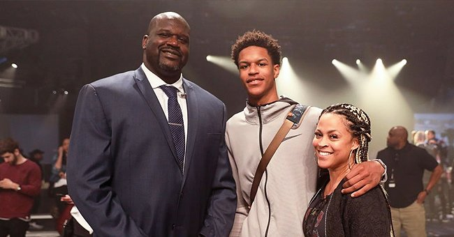 Shaquille O'Neal's Ex-wife Shaunie Praises Their Son on 2nd Anniversary of His Heart Surgery