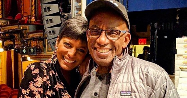 Tamron Hall Sends Love for Former 'Today' Co-host Al Roker Following His Cancer Diagnosis