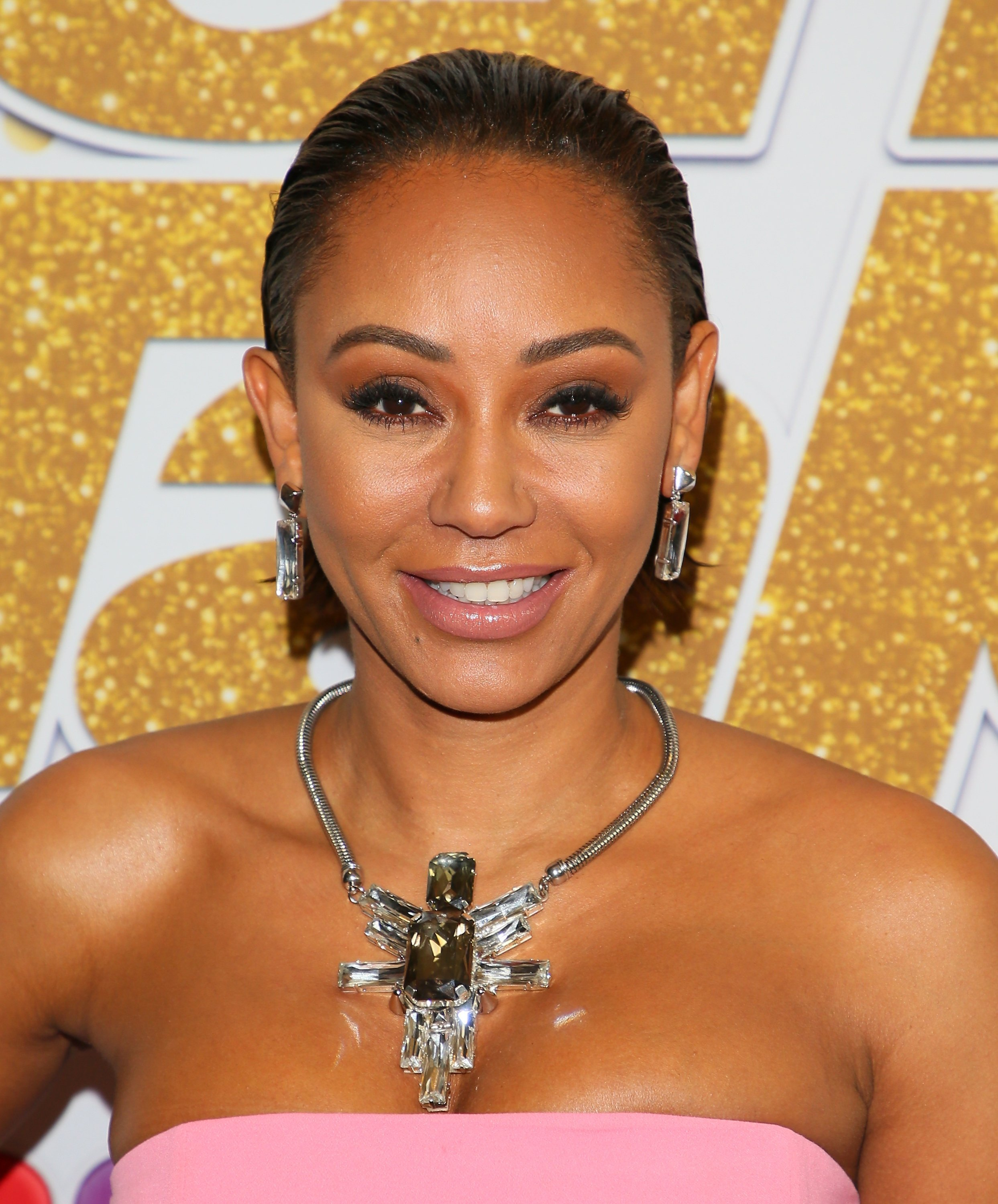 """Mel B at the Live Show Red Carpet of """"America's Got Talent"""" Season 13 in Los Angeles, California 