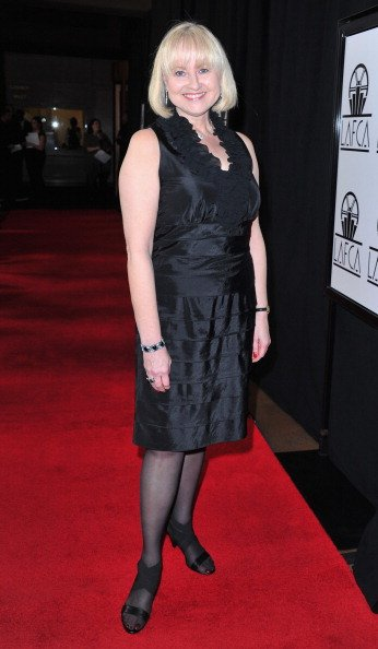 Lea Price at InterContinental Hotel on January 13, 2012 in Century City, California. | Photo: Getty Images