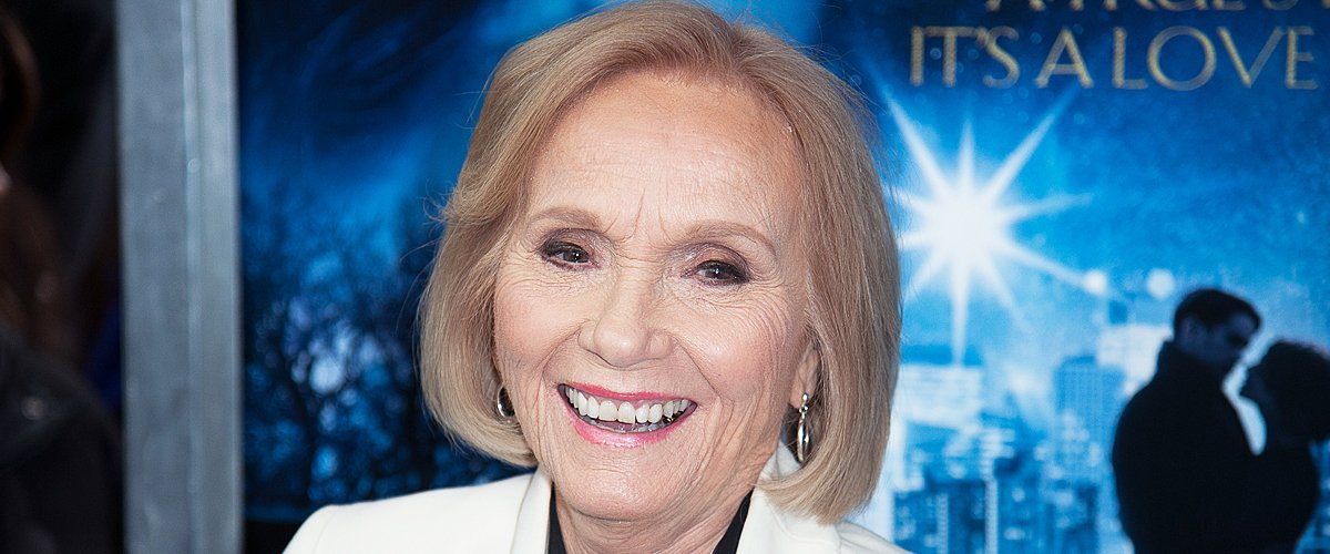 """Eva Marie Saint attends the """"Winter's Tale"""" world premiere at Ziegfeld Theater on February 11, 2014 