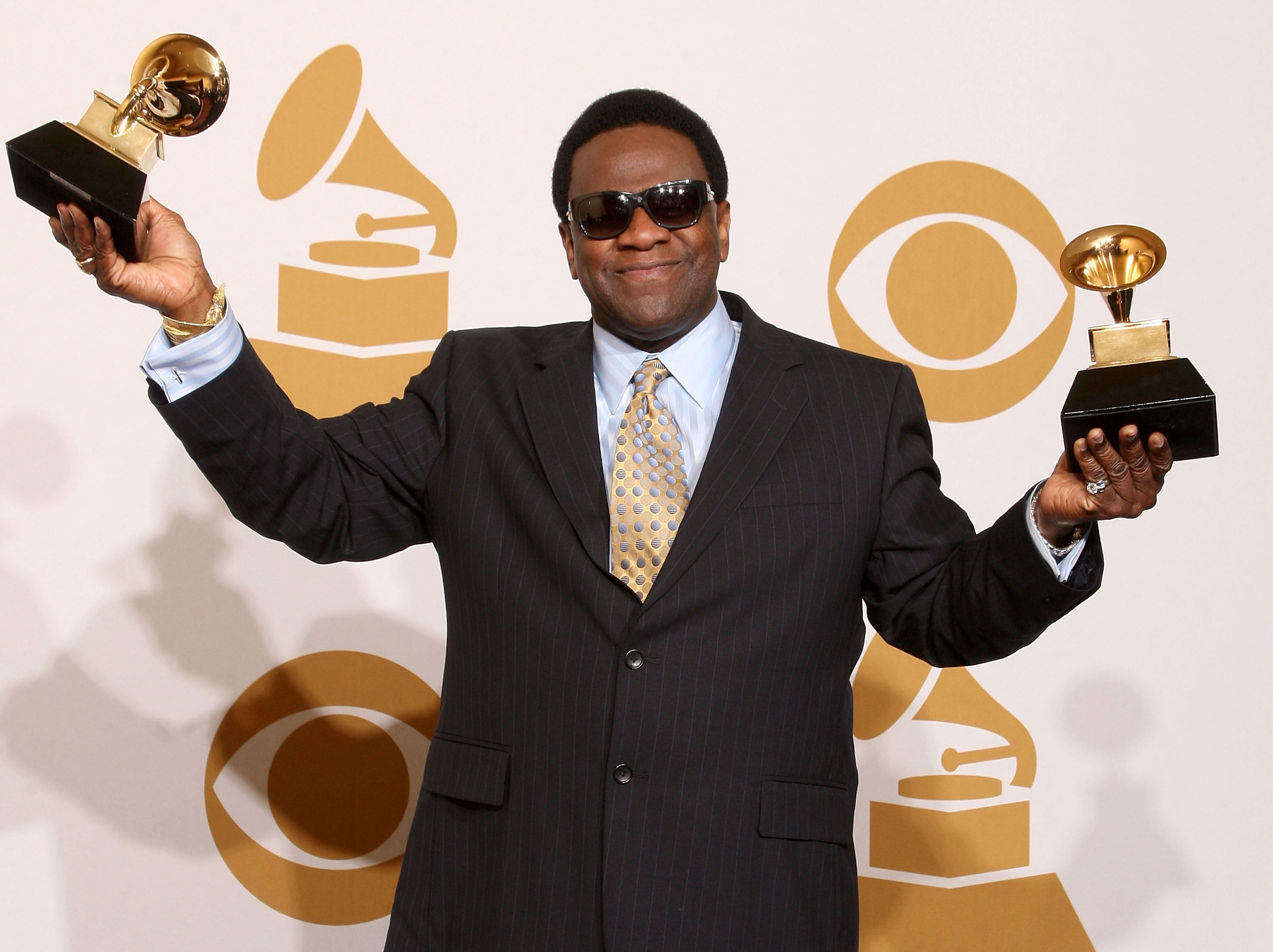 Al Green during the 51st Annual Grammy Awards held at the Staples Center on February 8, 2009 in Los Angeles, California. | Source: Getty Images