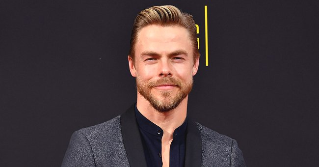 Derek Hough of DWTS Fame Shares Compilation Video of Him & Girlfriend Hayley Erbert Dancing in Different Places