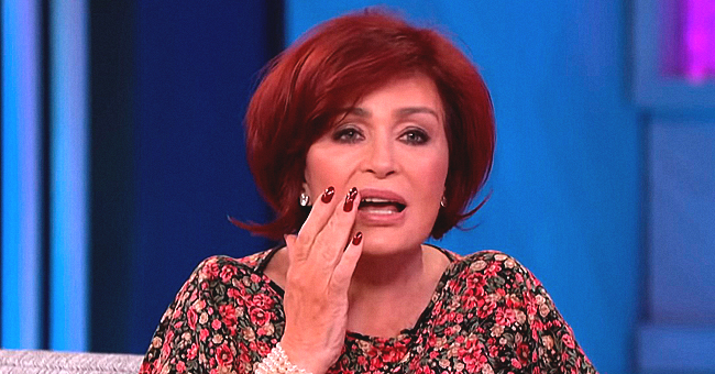 Sharon Osbourne of 'The Talk' Chats with Kelly Clarkson, Opens up about Her Facelift from This Summer
