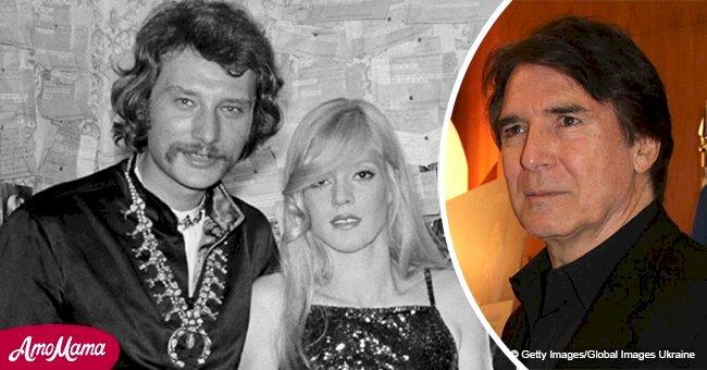 Sylvie Vartan parle de l'attitude du mari vis-à-vis de sa relation constante avec Johnny Hallyday après le divorce