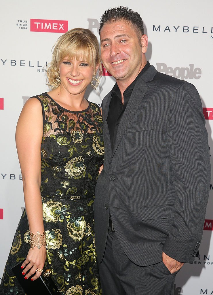 "Jodie Sweetin and Justin Hodak at People's ""One To Watch"" Event 