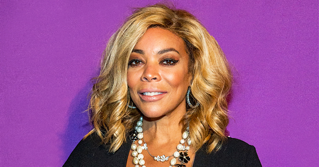 Wendy Williams Flaunts Long Legs in Black Dress with Deep Slit Amid Lymphedema Struggle