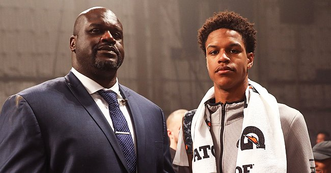 Shaq O'Neal's Son Shareef Shows a Close-up of His Chest Tattoo & Post-heart Surgery Scar