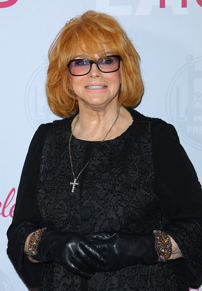 Ann-Margret at The Millennium Biltmore Hotel on December 01, 2019 in Los Angeles, California   Photo: Getty Images