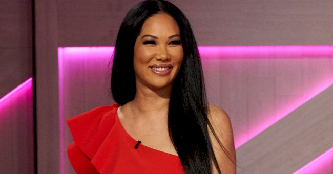 Kimora Lee Simmons' Daughter Ming Stuns Looking Just like Her Mom in Chic Matching Top & Pants