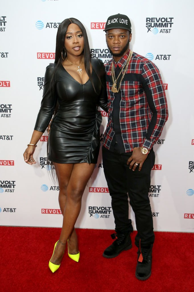 Remy Ma and Papoose attend the REVOLT X AT&T Host REVOLT Summit In Los Angeles at Magic Box | Photo: Getty Images