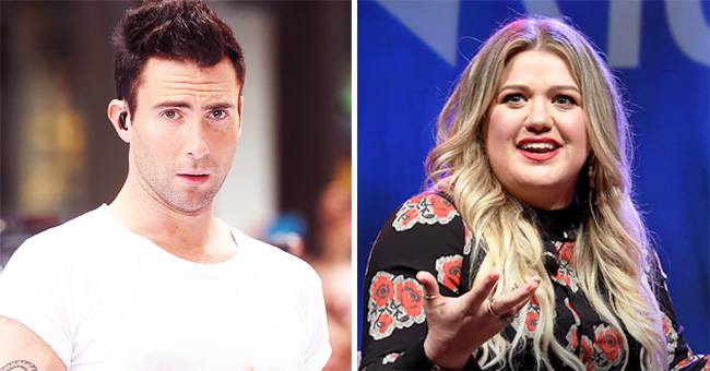 Kelly Clarkson Sparks Fans' Debate as She Speaks out on Adam Levine's 'The Voice' Exit