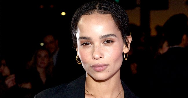 Zoe Kravitz Shares Pics from Her Beautiful Paris Wedding including the First Pic of Her Dress