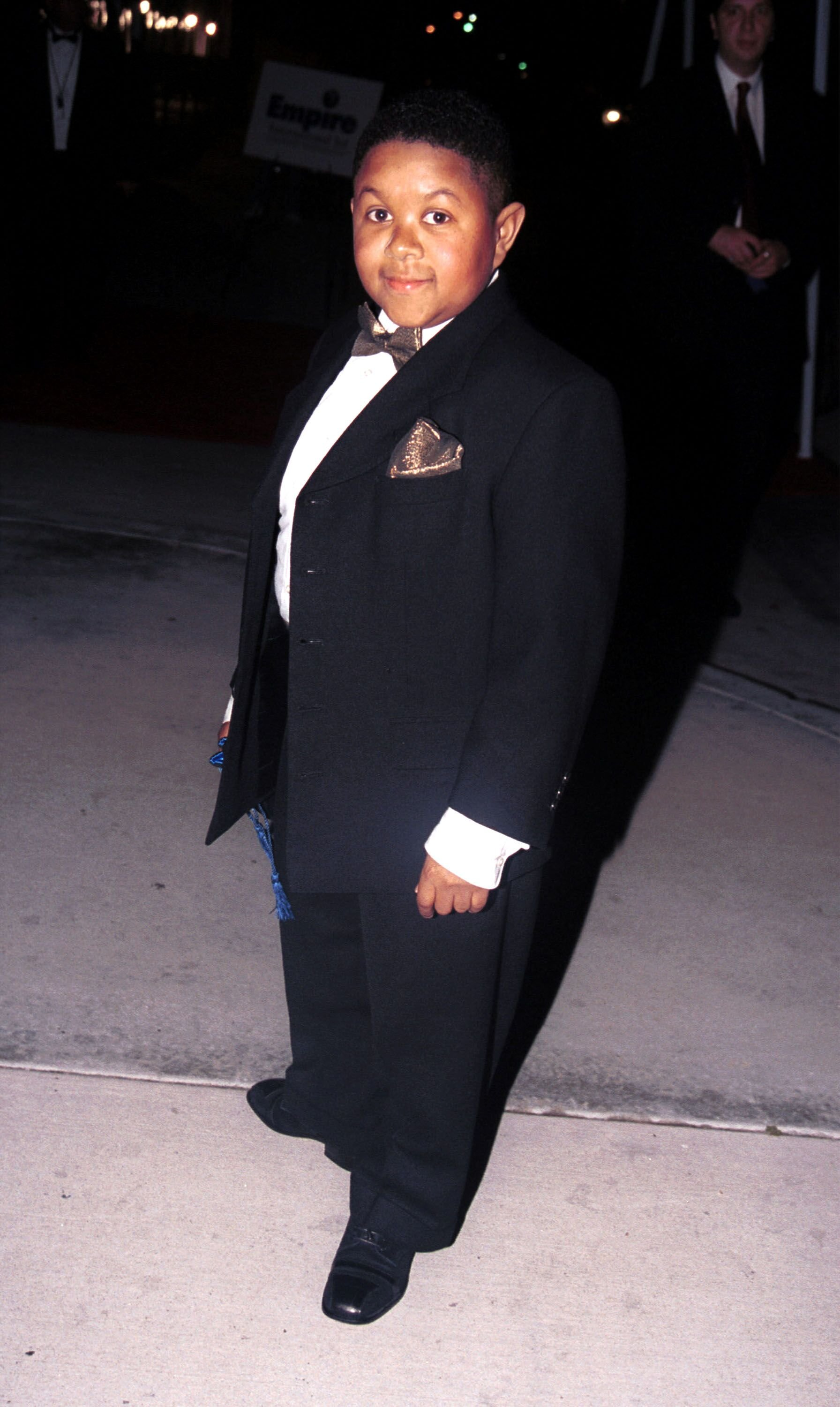 Emmanuel Lewis attends the ABC Television Network's 50th Anniversary Special. | Source: Getty Images