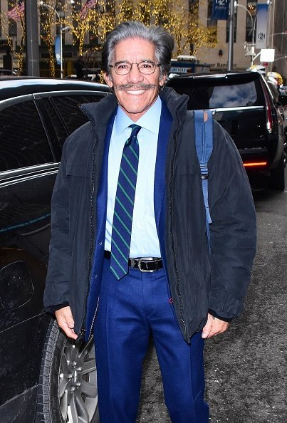 Geraldo Rivera is seen on December 11, 2019 in New York City | Photo: Getty Images
