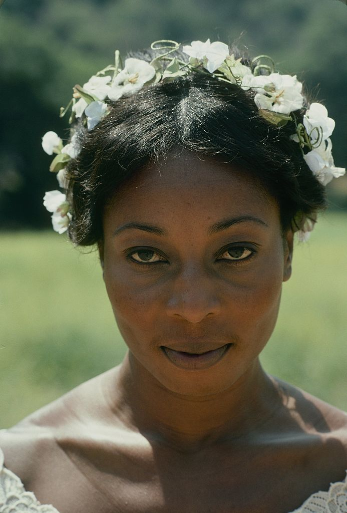 """Madge Sinclair in """"Roots"""" on January 23, 1977   Photo: Getty Images"""