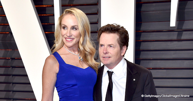 Michael J Fox and Wife Reveal a Secret to Their 30-Year Marriage in a Rare Joint Interview