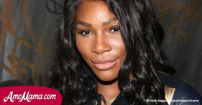 Serena Williams shares sweet photos of her 6-month-old daughter