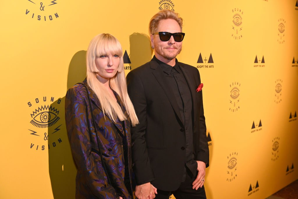 Ace Harper and Matt Sorum at the 7th Annual Adopt the Arts Benefit Gala at The Wiltern on March 07, 2019   Photo: Getty Images