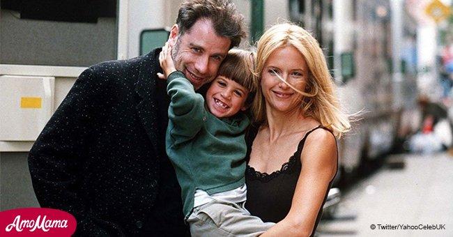 John Travolta spricht 10 Jahre nach dem tragischen Unfall über den Tod seines Sohnes