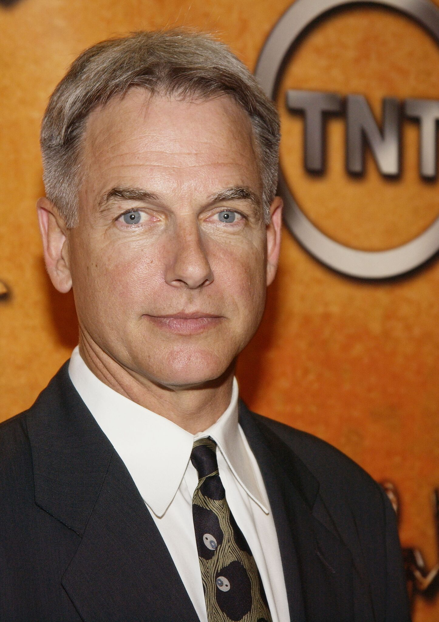 Mark Harmon poses at the 10th Annual Screen Actors Guild Awards Nominations at the Pacific Design Center | Getty Images