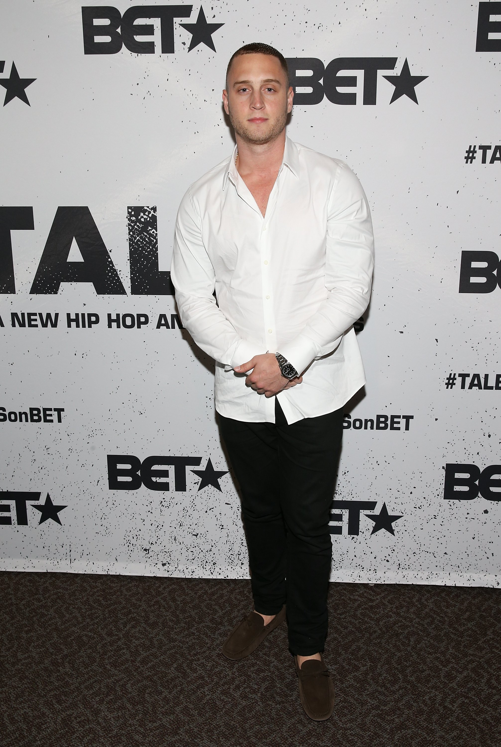 """Chet Hanks attends the Screening of the BET Series """"Tales"""" at DGA Theater on June 26, 2017 in Los Angeles, California   Photo: GettyImages"""