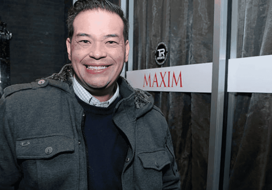 "Jon Gosselin makes an appearance at the Maxim ""Big Game Weekend"" at ESPACE, on January 31, 2014, in New York City 