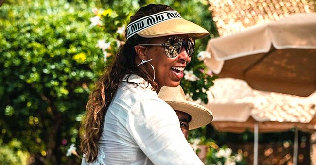 Marjorie Harvey Shares the Difference between This Year & Last through Contrasting Pictures – See Them Here