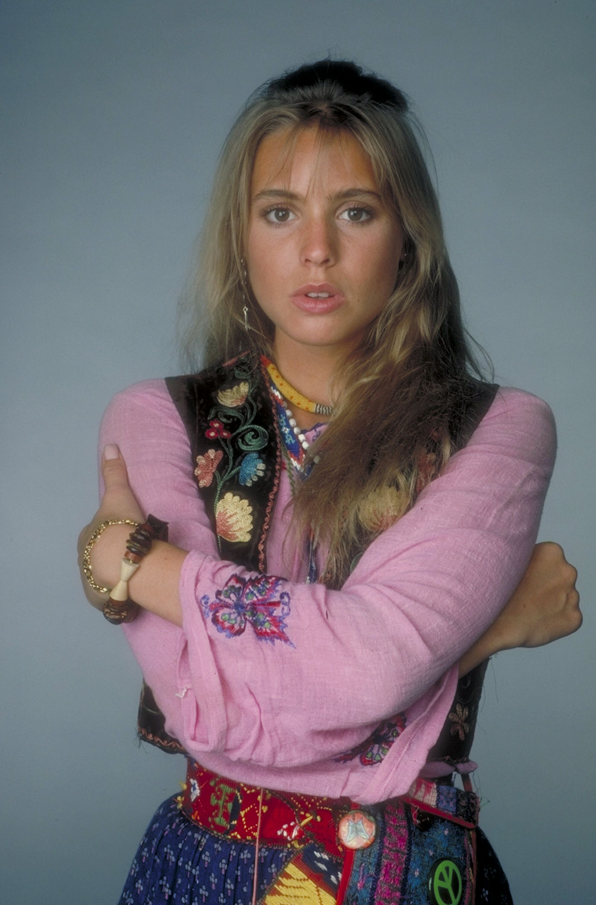 """Olivia D'Abo as Karen in """"The Wonder Years"""" circa 1988 