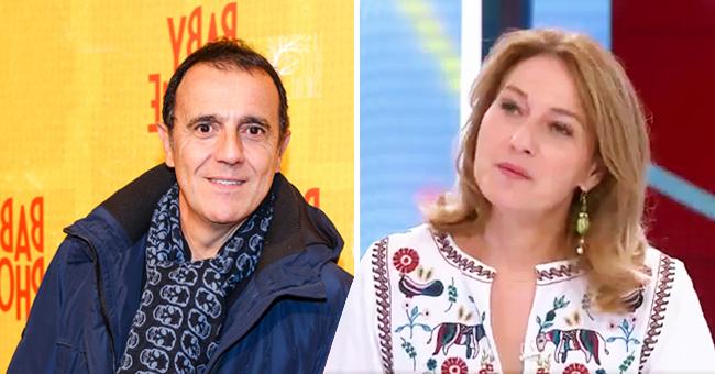 Thierry Beccaro touché par l'hommage d'Olivia de Lamberterie à l'occasion de son départ