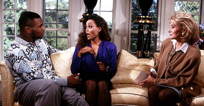 Remembering the Revelations Made by Mike Tyson and Robin Givens in Their 1988 Barbara Walters Interview