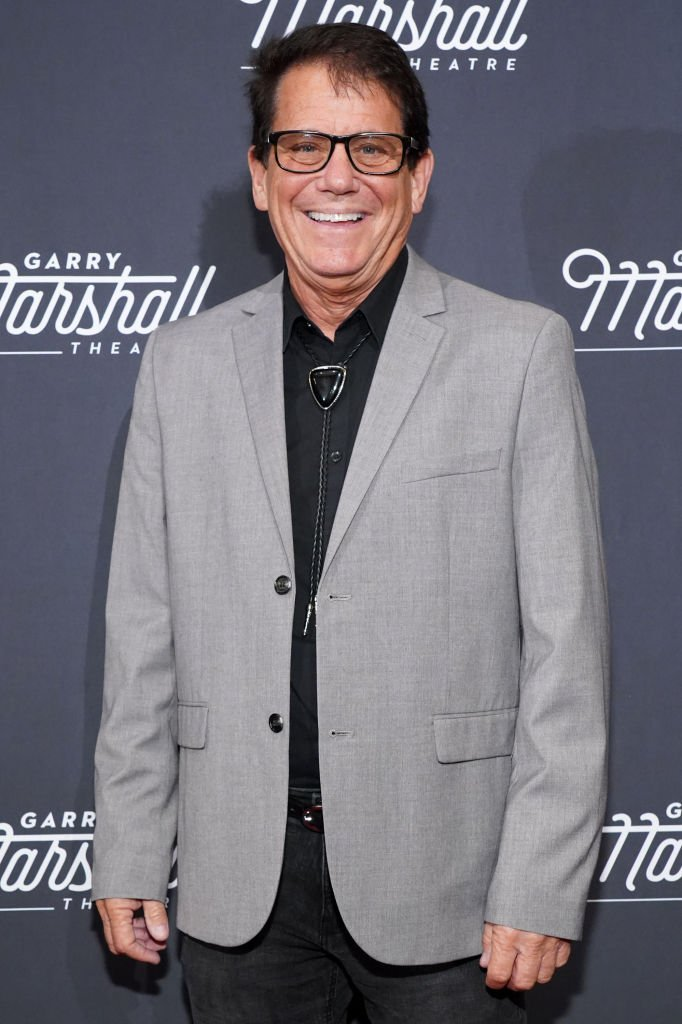 """Anson Williams attends Garry Marshall Theatre's 3rd Annual Founder's Gala Honoring Original """"Happy Days"""" Cast at The Jonathan Club on November 13, 2019   Photo: Getty Images"""