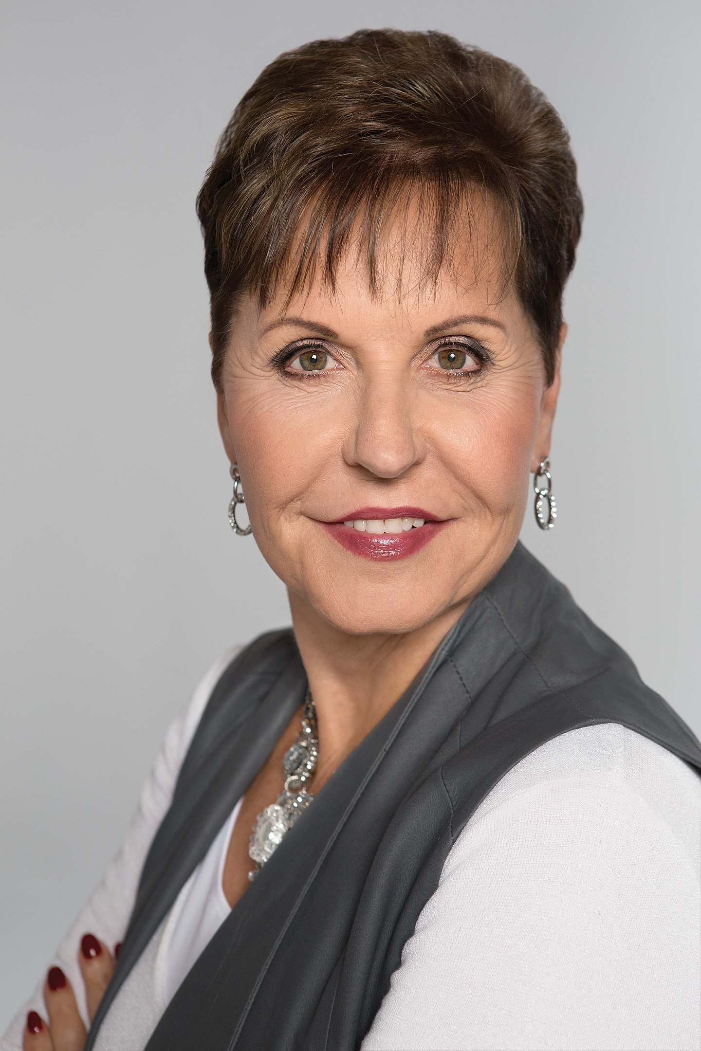 Joyce Meyer in 2015 | Photo By JM viki - Own work, CC BY-SA 4.0, Wikimedia Commons Images