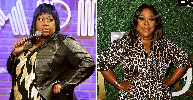 Look through 'The Real' Co-host Loni Love's 30 Pound Weight Loss Journey
