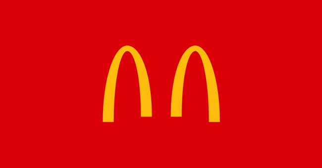 McDonald's Changes Logo Amid Outbreak of Coronavirus to Remind People about Social Distancing