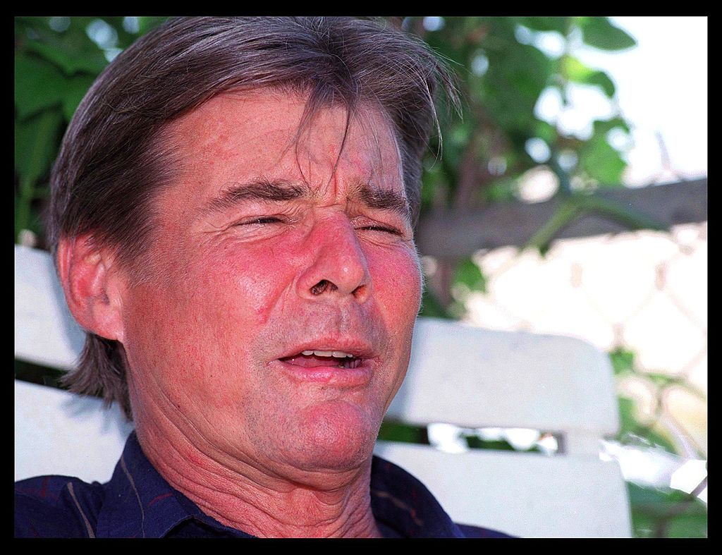 Jan-Michael Vincent, deceased actor | Photo: Getty Images