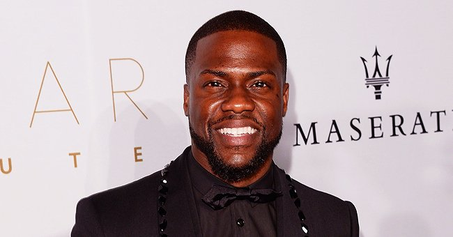 Kevin Hart and His Pregnant Wife Eniko Have Online Meeting with 'Fabletics'