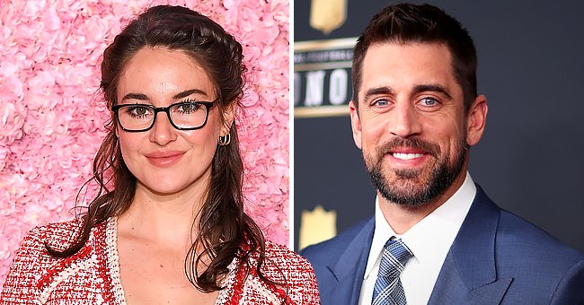 E! Online: Shailene Woodley & Aaron Rodgers' Love Is Very Discreet — inside Their Relationship