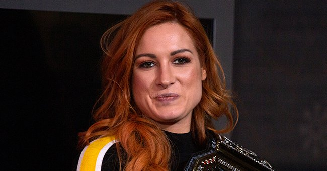 WWE Star Becky Lynch, 33, Welcomes 1st Child with Fiancé Seth Rollins — Glimpse at Roux
