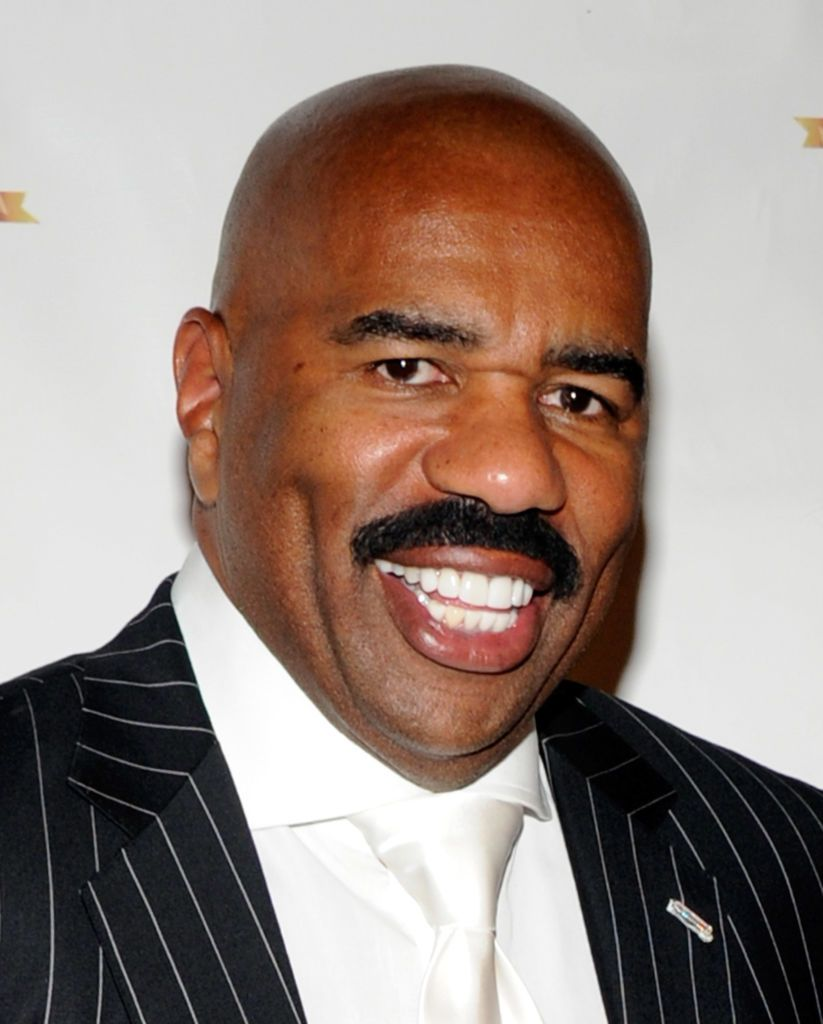 Steve Harvey during the ninth annual Ford Hoodie Awards on August 13, 2011 in Nevada. | Source: Getty Images