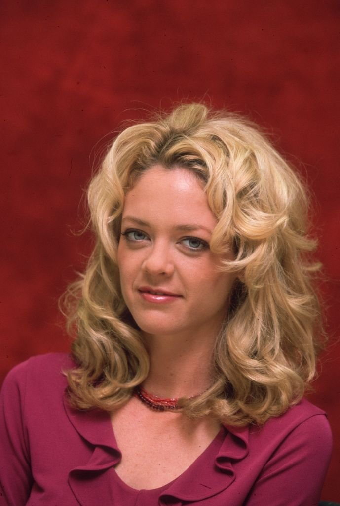 Lisa Robin Kelly in Beverly Hills, California on  April 12, 2000. | Photo: Getty Images