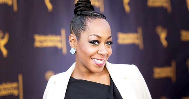 Tichina Arnold Shares Rare Snap of Her Look-Alike Mom Wearing a Military Sweater & White Pants